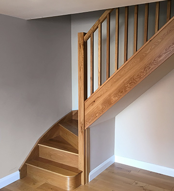 Bespoke Timber Staircases